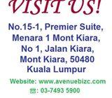 Fully Furnished Serviced Office – Damansara-Mont Kiara