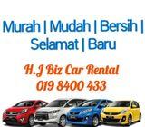 kereta sewa / sewa kereta / car rental / rent car AREA : PUCHONG
