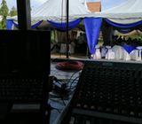 Pa System dan Dj Karaoke
