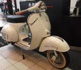 Restored vespa for sale