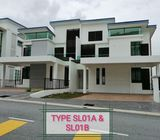[SALE] TYPE SL01A NEW 3 STOREY SEMI D, KINGSLEY HILLS, PUTRA HEIGHTS, SUBANG JAYA
