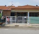 Single Storey Krubong Indah facing Garden For Sell direct owner