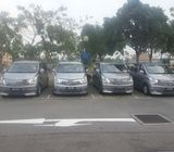 Luxury MPV Transfer Service