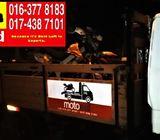 Towing Motosikal Johor Bahru