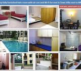 Cyberjaya room for rent with aircon next to MMU