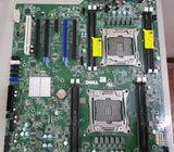 Dell Precision T7810 Workstation Mobo + CPU, Socket LGA2011-3 Xeon E5-1620 V3 + Xeon E5-2630 V3