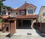 2 Storey END LOT House, 24x75sft Seksyen 10