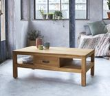 Pearl Teak Coffee Table