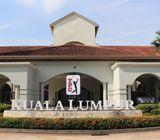 TPC Kuala Lumpur / KLGCC Golf Membership for sale.