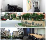 Affordable, Hassle Free Office Suite at Plaza Mont Kiara
