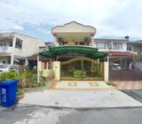 2 Storey Terrace House 1800sf Seksyen 27 Shah Alam