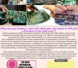 Industry Expert circuit boards repairs or Printed Circuit Board (PCB) Repairs