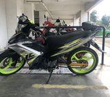 YAMAHA LC 135 ( 5 speed)