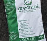 Gardening soil tanah hitam baja