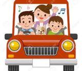 School Transport Service From/To Cyberjaya to Kelana Jaya