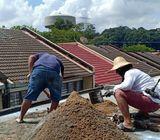 Tukang paip dan tukang atap bocor