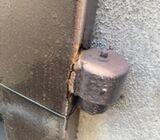 welding repair baiki pagar grill services