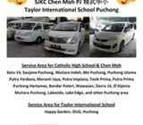 School Transport Puchong to SMJK Katholik PJ