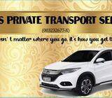Dav's Private Transport Service