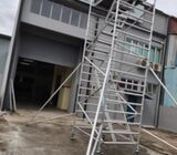 Aluminium Scaffolding Tower Sales & Rental