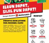 SLDN PROGRAM WITH MCD