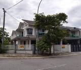 Taman Pengkalan Tiara Double Story Corner