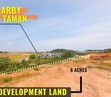 Tanah 6 Ekar Bandar Teknologi Kajang, Kajang