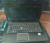 UsedLenovo G480 + cooling fan and drawing tablet
