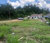 Tanah Lot Bungalow di Jalan Felcra Semungkis Hulu