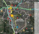 Tanah Untuk di jual Persiaran Jaya,Bangi