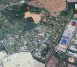 Freehold 9601 sqft Bungalow Lot Bukit Mahkota For