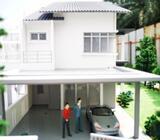 Double Storey Terrace Taman Changgang Jaya