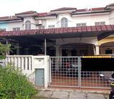 Rumah Teres 2 Tingkat Bandar Putera Klang