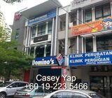 Shop for sale: 3-Storey Corner Shop Setapak, Plaza
