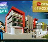 Semi-D Factory for sale: Perdana Industrial Park